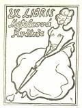 EX LIBRIS Metelcová Květuše (odkaz v elektronickém katalogu)