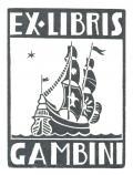 EX LIBRIS GAMBINI (odkaz v elektronickém katalogu)
