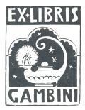 EX-LIBRIS GAMBINI (odkaz v elektronickém katalogu)