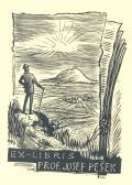EX-LIBRIS PROF.JOSEF PEŠEK (odkaz v elektronickém katalogu)