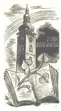 Z KNIH JOSEFA ARNOLDA (odkaz v elektronickém katalogu)