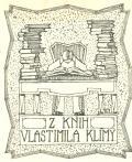 Z knih Vlastimila Klímy (odkaz v elektronickém katalogu)
