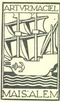ARTUR MACIEL (odkaz v elektronickém katalogu)