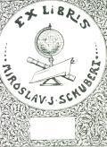 Exlibris Miroslav Schubert (odkaz v elektronickém katalogu)