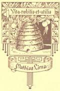 Vita-nobilis-et-utilis Mathias Lima (odkaz v elektronickém katalogu)