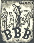 EX LIBRIS B.B.B. (odkaz v elektronickém katalogu)