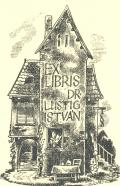 EXLIBRIS DR. LUSTIG ISTVÁN (odkaz v elektronickém katalogu)