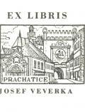 Ex libris Josef Veverka (odkaz v elektronickém katalogu)