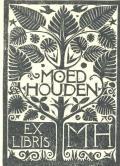 MOED HOUDEN EXLIBRIS MH (odkaz v elektronickém katalogu)