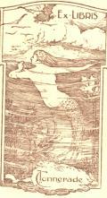 Ex Libris J. Connerade (odkaz v elektronickém katalogu)