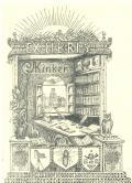 EX LIBRIS J. Kinker (odkaz v elektronickém katalogu)