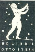 EX LIBRIS OTTO STERN (odkaz v elektronickém katalogu)