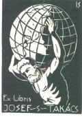 Ex Libris JOSEF S. TAKÁCS (odkaz v elektronickém katalogu)
