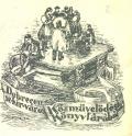 Debrecen sz.kirváros Közmüvelödësi Könyvtárából (odkaz v elektronickém katalogu)