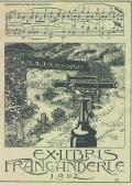 EX LIBRIS FRANC ANDERLE 1902 (odkaz v elektronickém katalogu)
