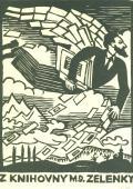 Z KNIHOVNY M.D. ZELENKY (odkaz v elektronickém katalogu)