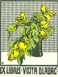 EX LIBRIS: VOJTA DLABAČ (odkaz v elektronickém katalogu)