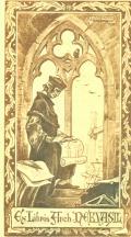 Ex Libris Arch. NEKVASIL (odkaz v elektronickém katalogu)