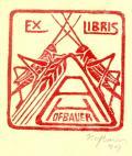 EX LIBRIS A. HOFBAUER (odkaz v elektronickém katalogu)