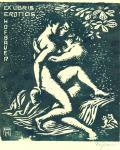 EX LIBRIS EROTICIS HOFBAUER (odkaz v elektronickém katalogu)