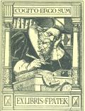 EXLIBRIS F.PÁTEK (odkaz v elektronickém katalogu)