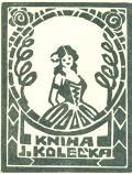 KNIHA J. KOLEČKA (odkaz v elektronickém katalogu)