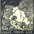 EXLIBRIS MORNA LEA (odkaz v elektronickém katalogu)