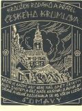 Kroužek rodáků a přátel Českého Krumlova (odkaz v elektronickém katalogu)