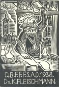 Q.B.F.F.F.S.A.D. 1938 Dr. K. FLEISCHMANN (odkaz v elektronickém katalogu)