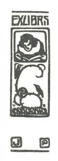 EXLIBRIS J.P (odkaz v elektronickém katalogu)