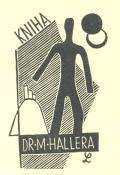 KNIHA DR. M. HALLERA (odkaz v elektronickém katalogu)
