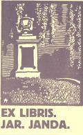 EX LIBRIS JAR. JANDA (odkaz v elektronickém katalogu)