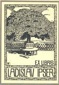 EX LIBRIS LADISLAV IPSER (odkaz v elektronickém katalogu)