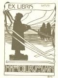 EX LIBRIS H. FOLKMAN (odkaz v elektronickém katalogu)