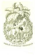 EX LIBRIS MARUŠ JILOVSKÁ-KOCHOVÁ (odkaz v elektronickém katalogu)
