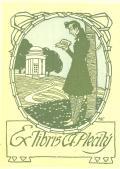 Ex libris A. Plecitý (odkaz v elektronickém katalogu)