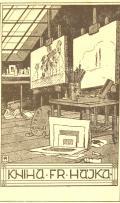 KNIHA FR. HÁJKA (odkaz v elektronickém katalogu)