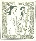 EXLIBRIS AB (odkaz v elektronickém katalogu)