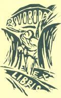 R. SVOBODA EX LIBRIS (odkaz v elektronickém katalogu)