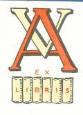 VA EX LIBRIS (odkaz v elektronickém katalogu)