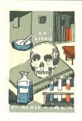 EX LIBRIS Dr. ALOIS FIALA (odkaz v elektronickém katalogu)