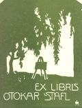 EX LIBRIS OTOKAR ŠTAFL (odkaz v elektronickém katalogu)