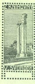 Z KNIHOVNY V. SVOBODY (odkaz v elektronickém katalogu)