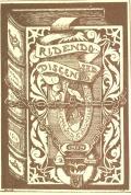 EX LIBRIS QUIOMAR SMITH DE VASCONCELLOS (odkaz v elektronickém katalogu)
