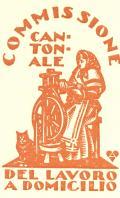 COMMIS SIONE CAN.TON.ALE DEL LAVORO A DOMICILIO (odkaz v elektronickém katalogu)