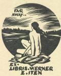 EX LIBRIS WERNER E. ITEN (odkaz v elektronickém katalogu)