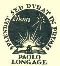 EX LIBRIS PAOLO LONGAGE (odkaz v elektronickém katalogu)