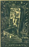 EX LIBRIS T. LESZNEVA (odkaz v elektronickém katalogu)