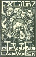 EX Libris Jan Vaněk (odkaz v elektronickém katalogu)