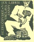 BEZRUČOVSKÉ EX LIBRIS VÁCLAVA JANDY (odkaz v elektronickém katalogu)
